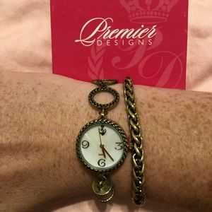 Premier Designs Accessorize Watch